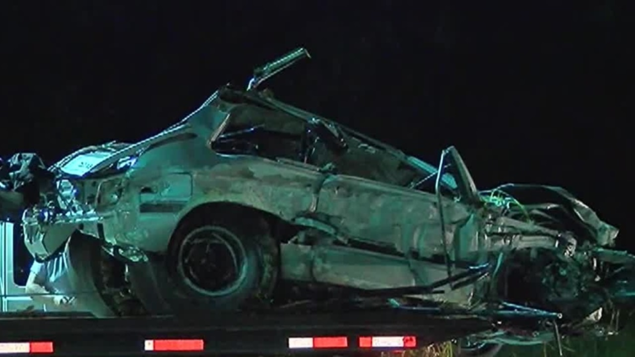 Driver Injured In High Speed Crash At Orlando Dragway