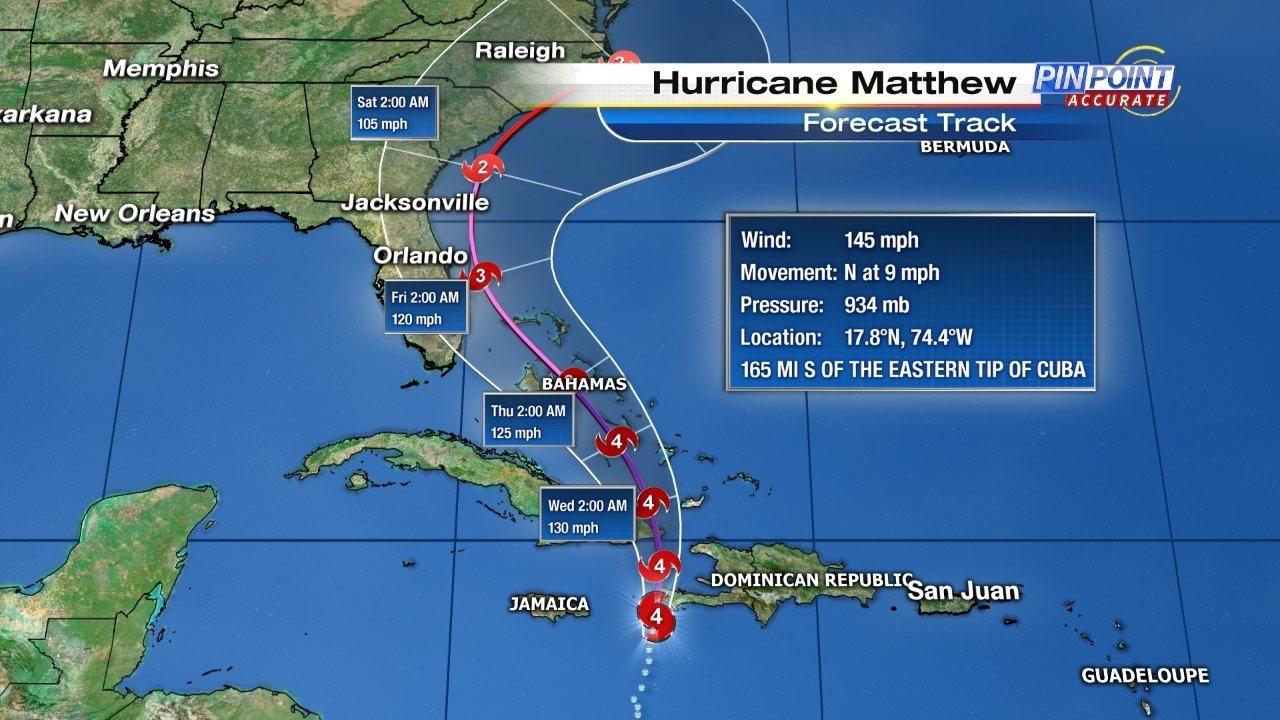 Merritt Island Florida Hurricane