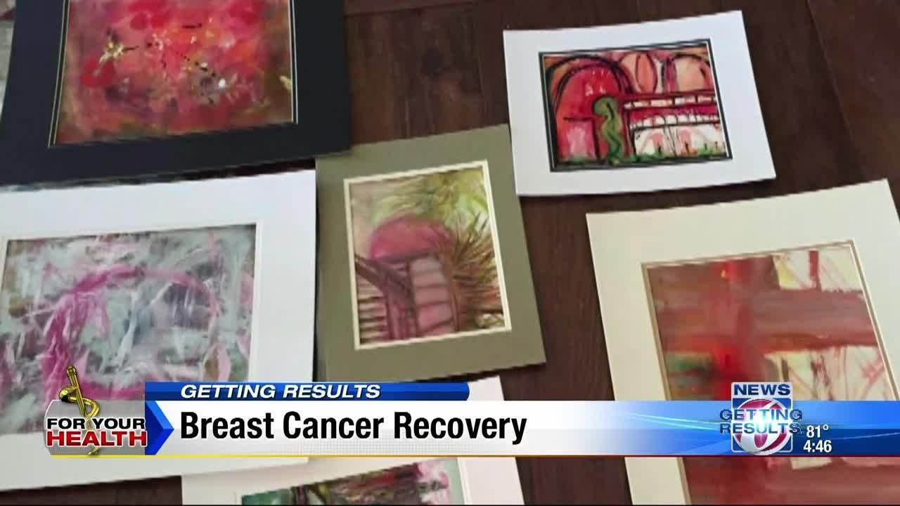 Gas Prices In Orlando Florida >> Power of art helps breast cancer survivor with recovery