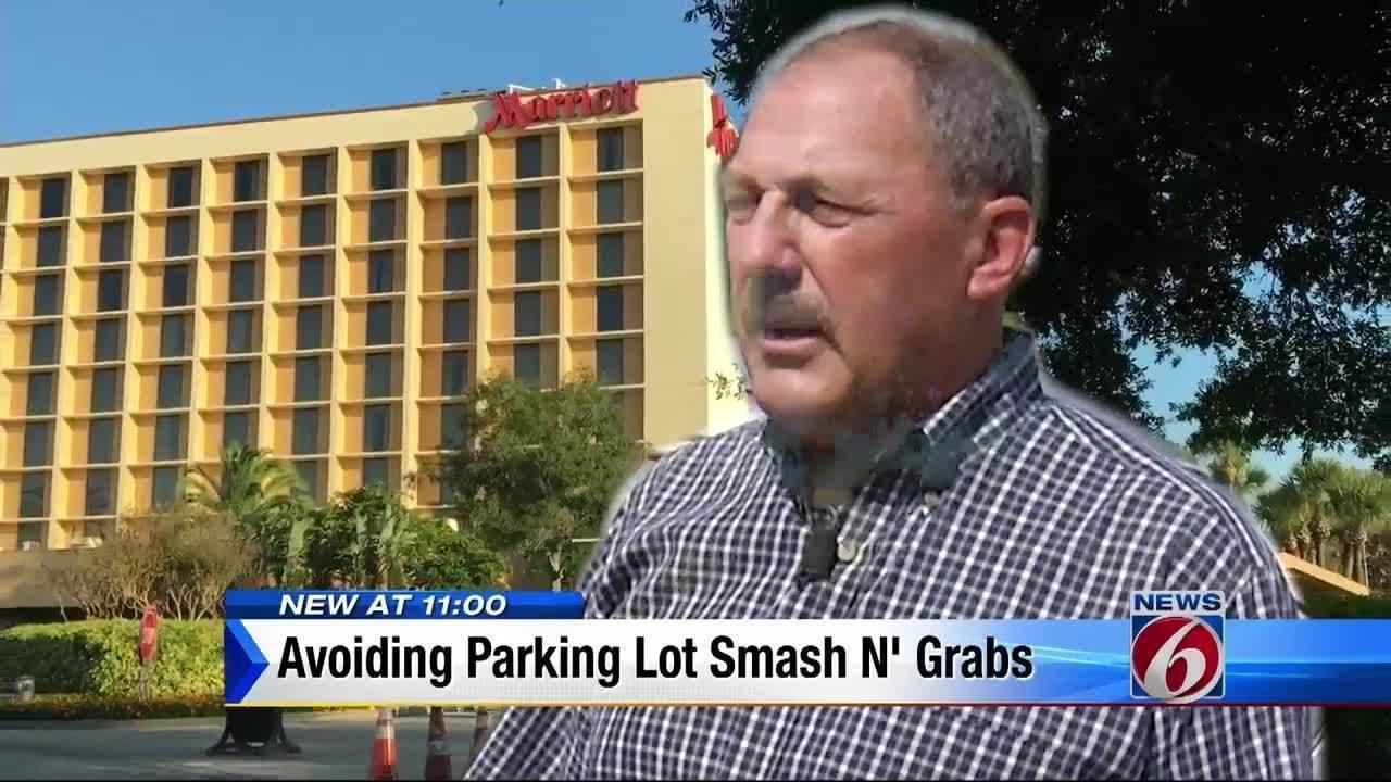 Tips To Avoid A Parking Lot Break In