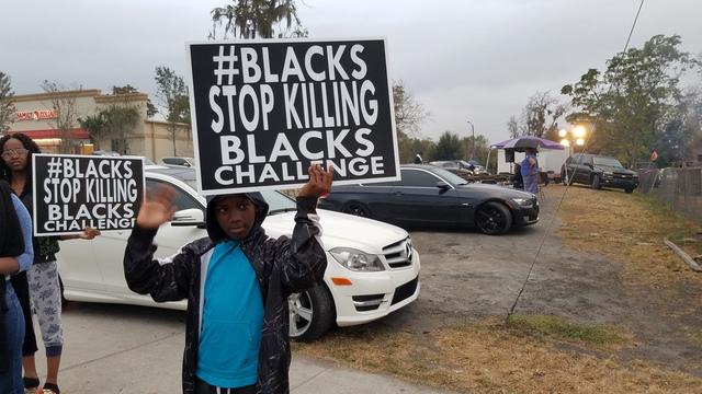 Blacks Stop Killing Blacks Challenge
