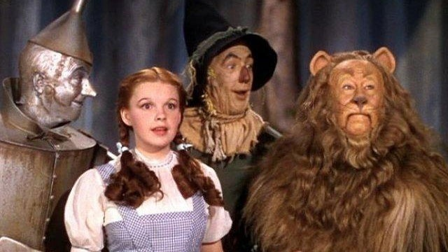 Wizard of Oz comes to life in western Michigan park