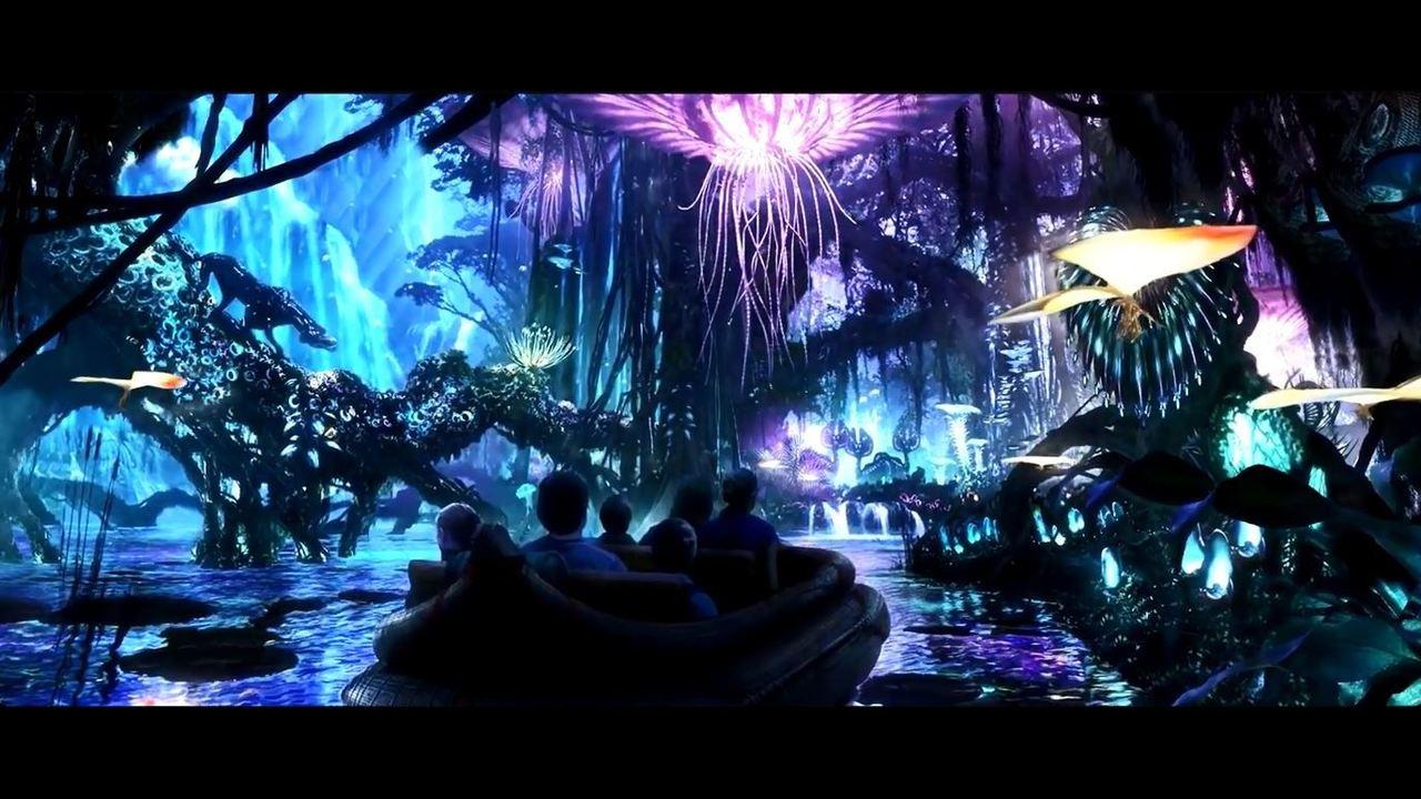 Avatar land opening date