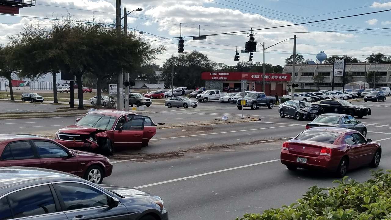 Orlando Girl Dies In Car Crash