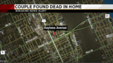 Two people found dead inside Holly Hill home, police say