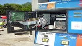Credit card skimmer found inside gas station pump in Eustis