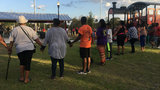 Family, friends hold vigils for Sanford shooting victims