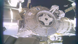 Record-breaking space walk