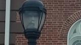 'Face' in lamp spooks Salem