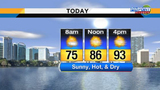 Hot start to the weekend in Central Florida