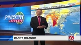 Meteorologist Danny Treanor: Rain chances to increase for week ahead