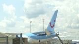 Flight bound for the UK makes emergency landing in Sanford