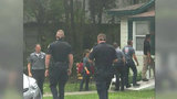 5-year-old shot in head with BB gun