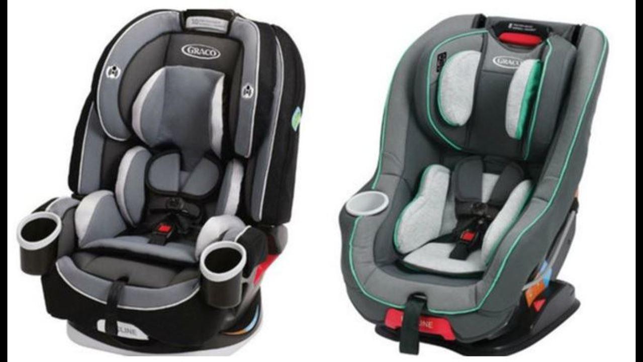Recalled Graco Baby Car Seats
