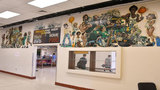 Melbourne High mural saved from demolition