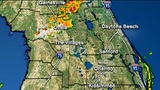 LIVE RADAR: Storms dump rain on Central Florida&#x3b; tornado watch issued