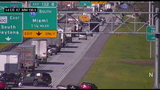 Road reopened after crash shuts down I-4 ramp onto I-95