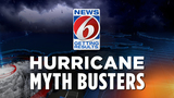 News 6 weather anchor Danny Treanor breaks down hurricane myths