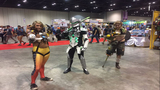 Thousands of fans attend MegaCon 2017