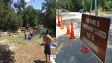 Wekiwa Springs park reaches capacity during holiday weekend