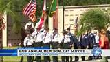 Woodlawn Memorial Day Service