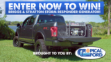 Briggs & Stratton Storm Responder Generator Giveaway brought to you by&hellip&#x3b;