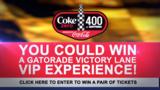Daytona International Speedway Coke Zero 400