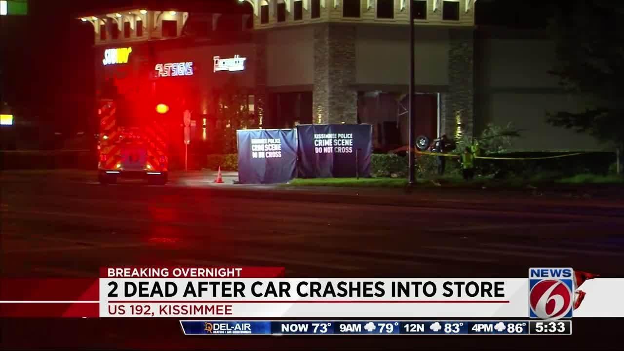 2 dead in kissimmee car crash