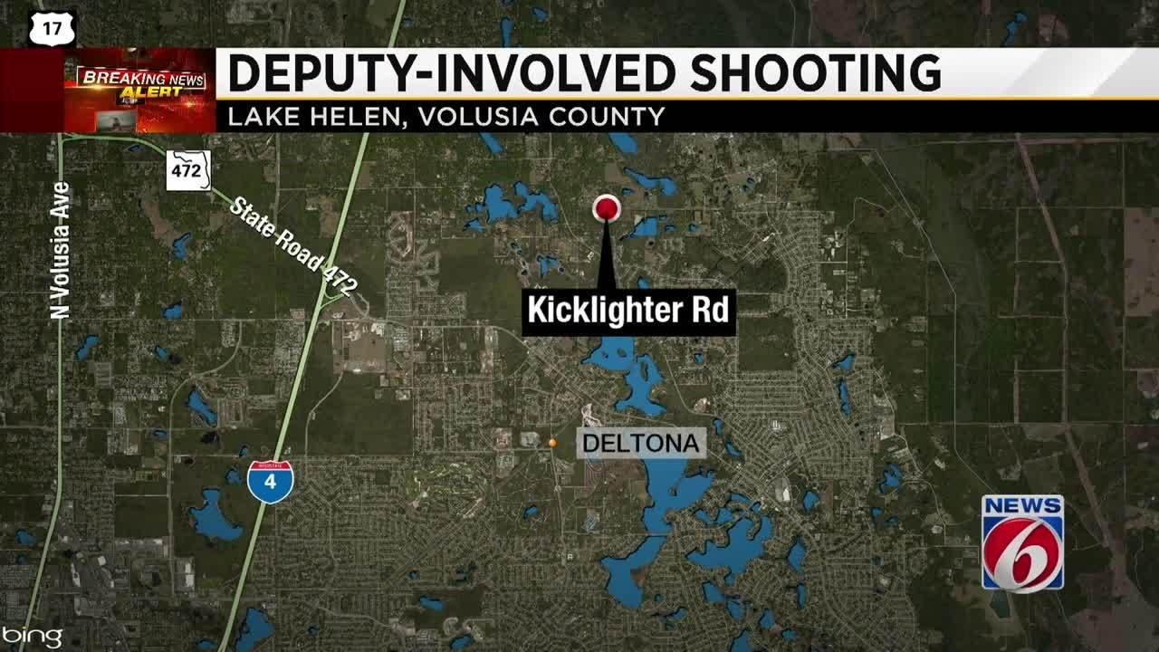 Toll By Plate Florida >> Gunman fires at Volusia deputy responding to complaint near...
