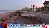 A1A and The Pier: 8 months after Matthew