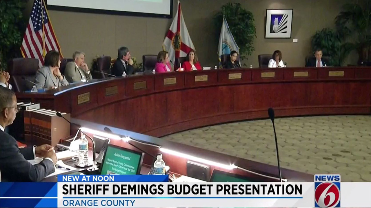 Buy Here Pay Here Orlando >> Orange County sheriff proposes increase in pay for deputies