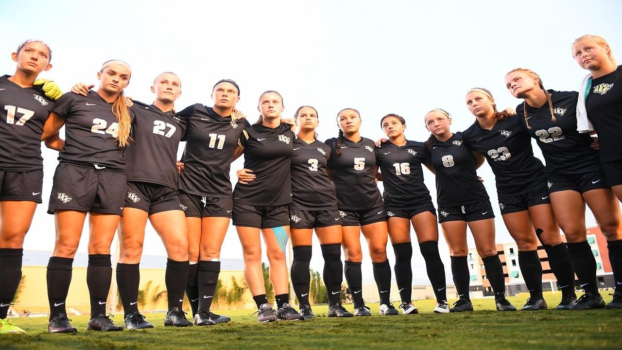 Gas Prices Orlando >> UCF women's soccer announces 2017-18 schedule