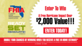 Win $2,000.00 Hurricane Door from FHIA