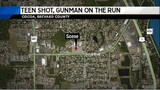 Police: Teen,16, shot after leaving Cocoa barbershop