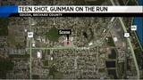 Police: Teen,16, shot after leaving Cocoa barbershop