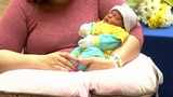 Baby born on Spirit flight departing from Florida