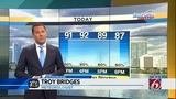 Heat, rain in Central Florida forecast
