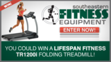 Southeastern Fitness Equipment Treadmill Giveaway