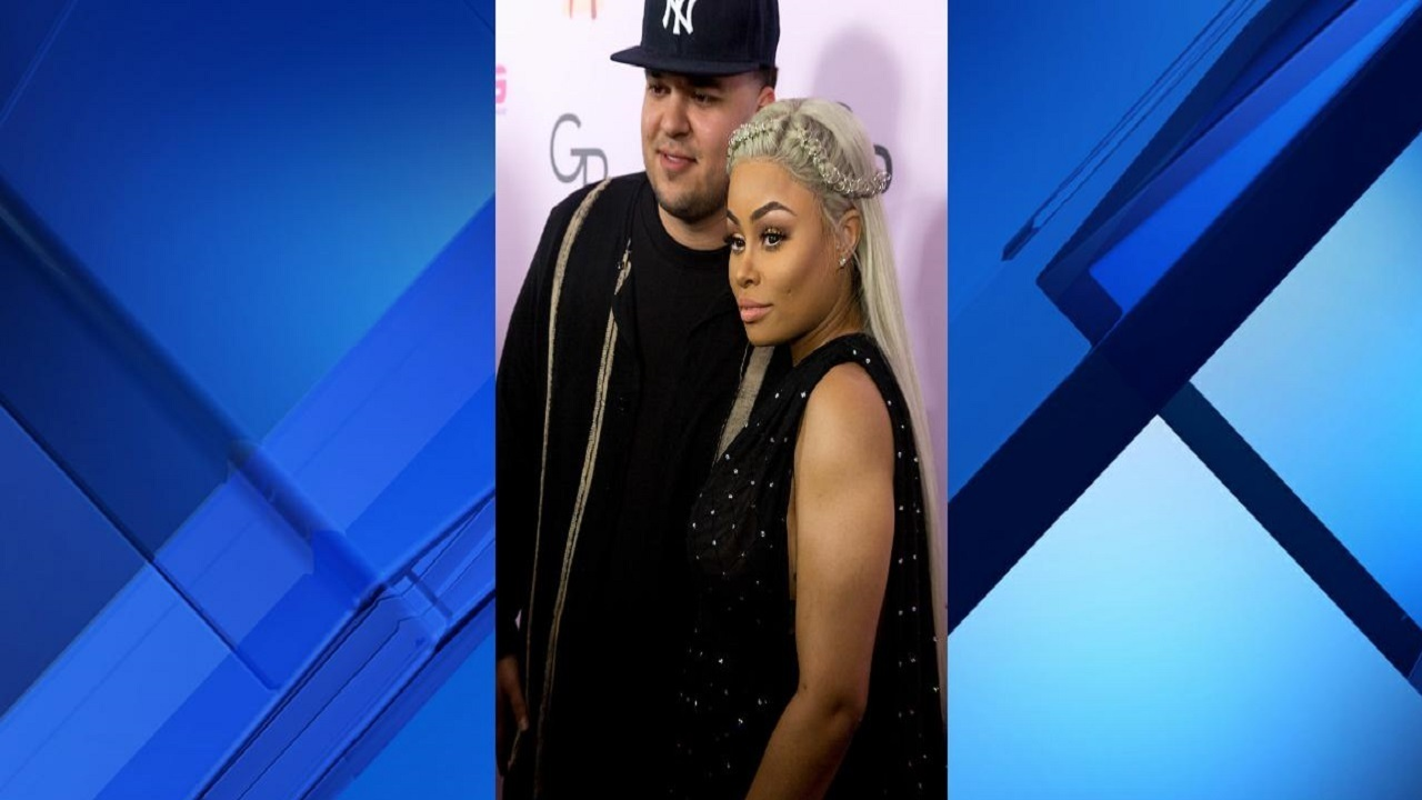 Rob Kardashian S Instagram Account Disappears After Outburst