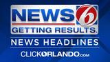 News 6 evening news update -- 7-25-17