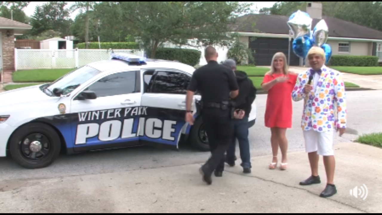 Winter Park Police Posts 39 Comedic In Nature 39 Psa Burglary Video