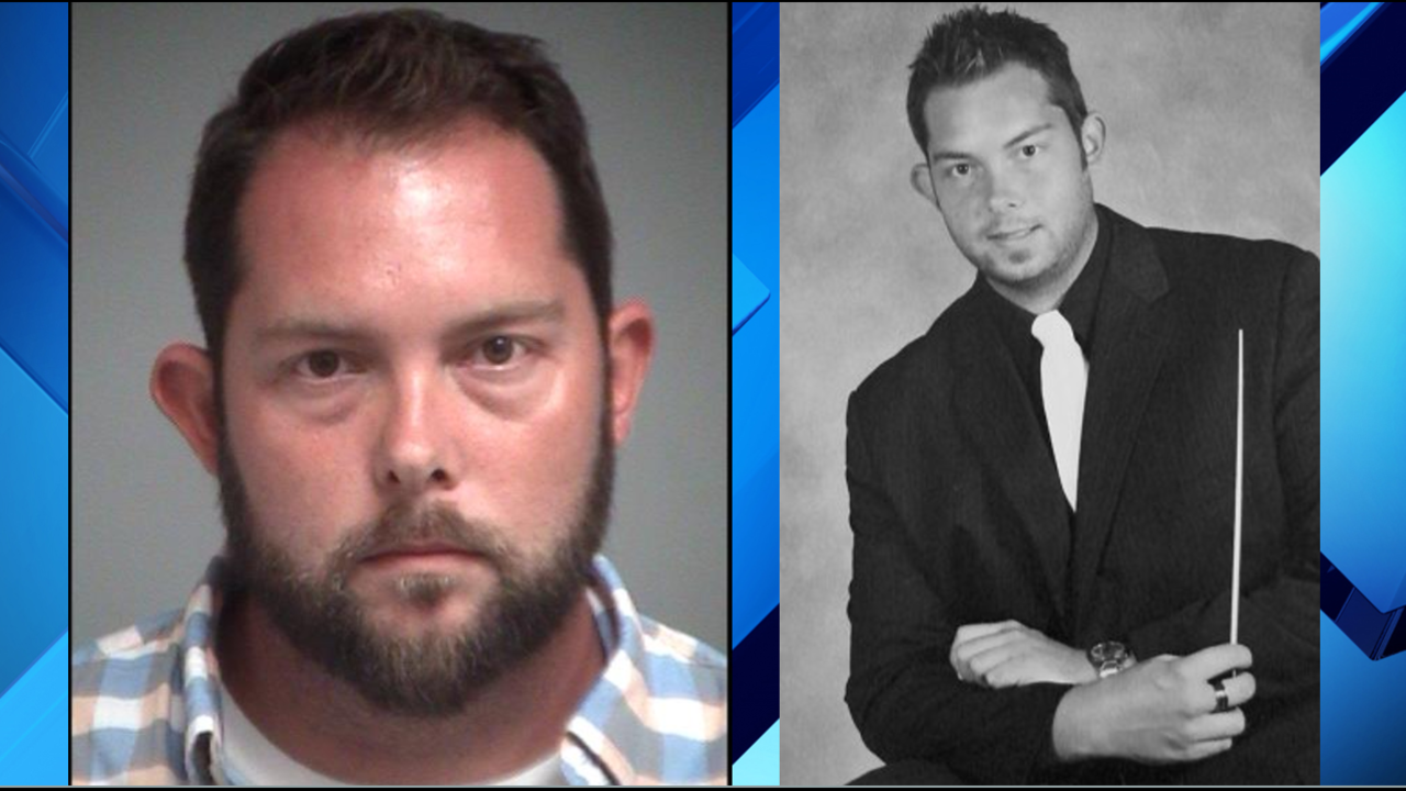 Lake Minneola Teacher Accused Of Having Sex With Boy In Band