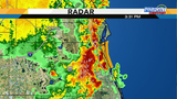 Storms continue to soak Central Florida