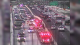 Crash slows I-4 near downtown Orlando