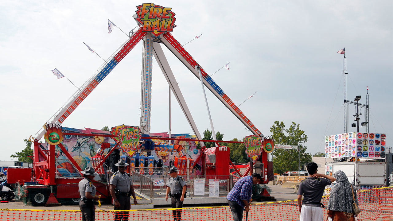 Deadly Fire Ball Ride Made Stops In Florida This Year