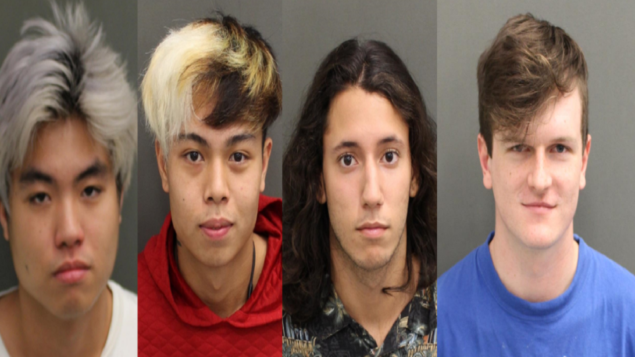 Craigslist Daytona Beach Florida >> Men stole electronics from UCF for 'fun,' police say
