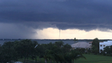 More dramatic waterspouts could form in coming days