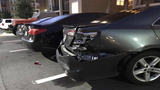 DUI driver hits 17 cars while trying to park, FHP says