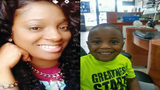 Deputies search for missing Marion mom, 3-year-old boy