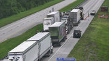 SB Florida Turnpike lanes reopen following crash in Osceola County,&hellip&#x3b;